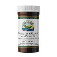 Capsicum&Garlic with Parsley